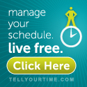 Tell Your Time: How to Manage Your Schedule So You Can Live Free Kindle Edition
