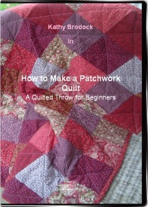 How to Make a Patchwork Quilt: A Quilted Throw for Beginners