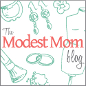 The Modest Mom Blog